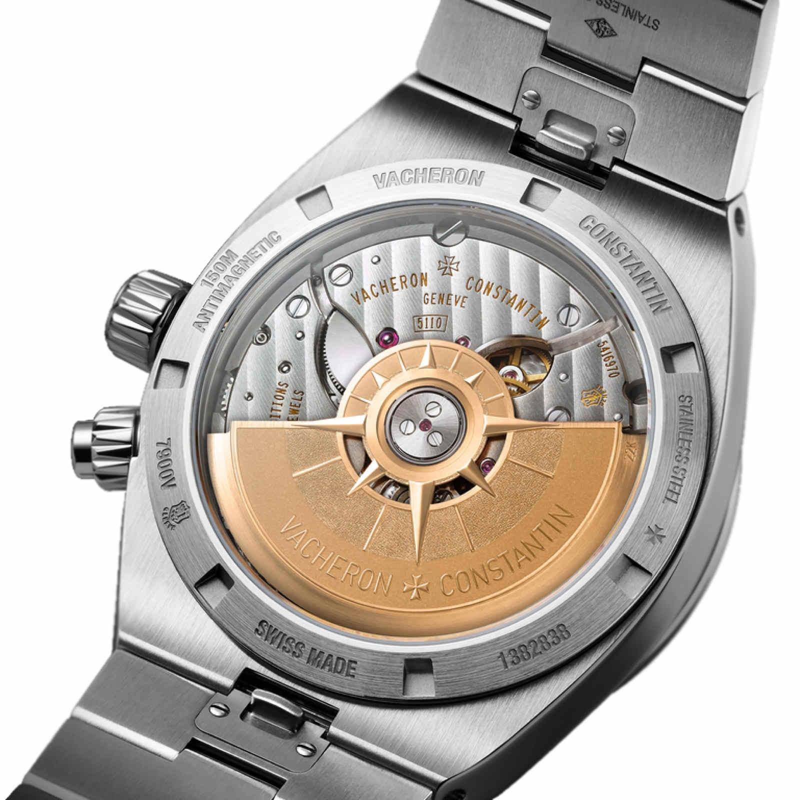 Vacheron Constantin Overseas Dual Time Mens Watch