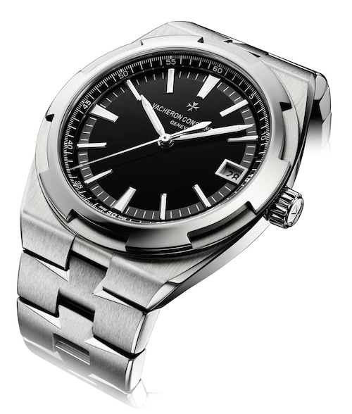 Overseas Automatic Mens Watch