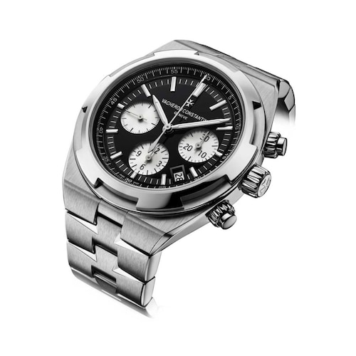 Overseas Chronograph Automatic Mens Watch