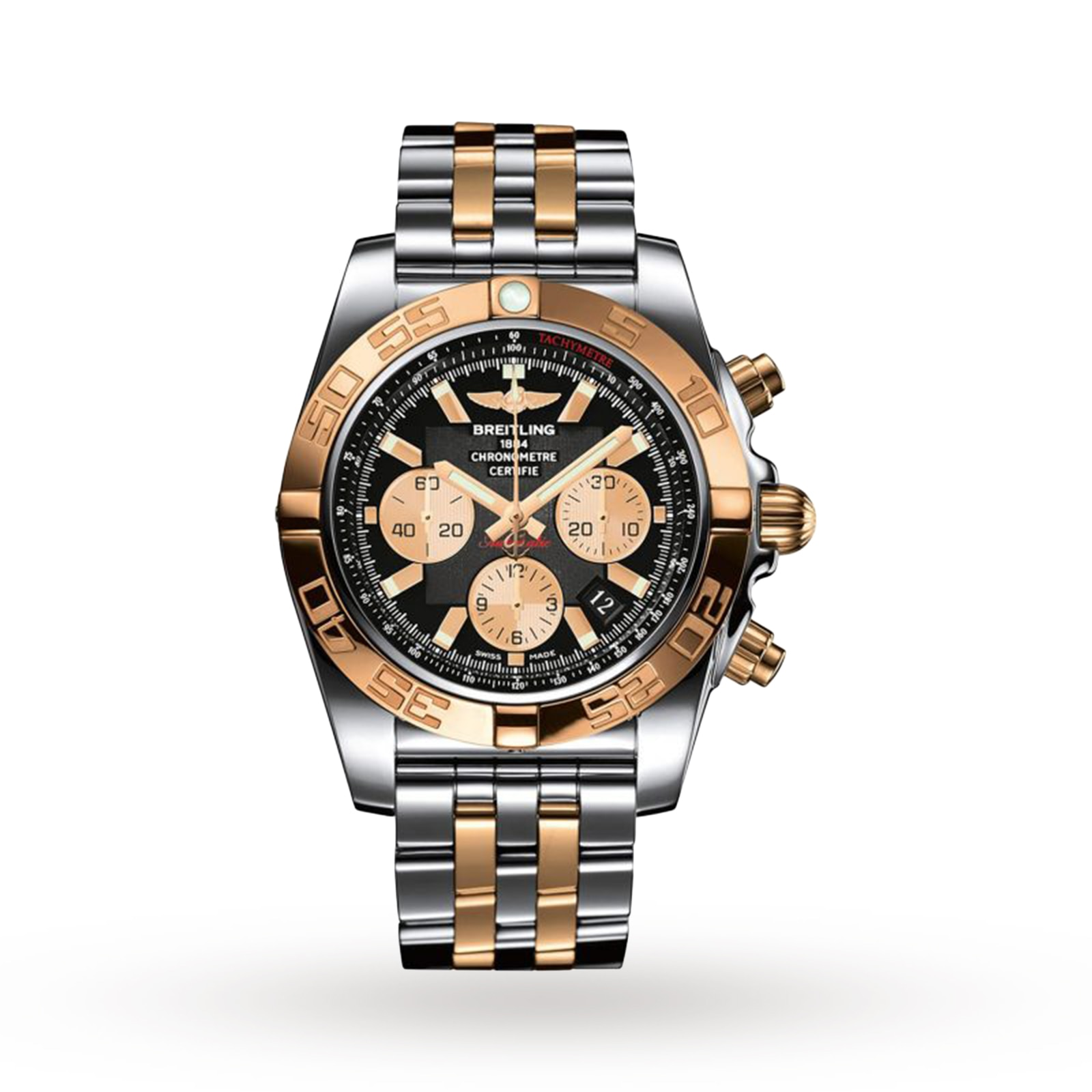 Breitling Chronomat B01 Mens Watch