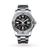 Breitling Avenger II GMT Mens Watch