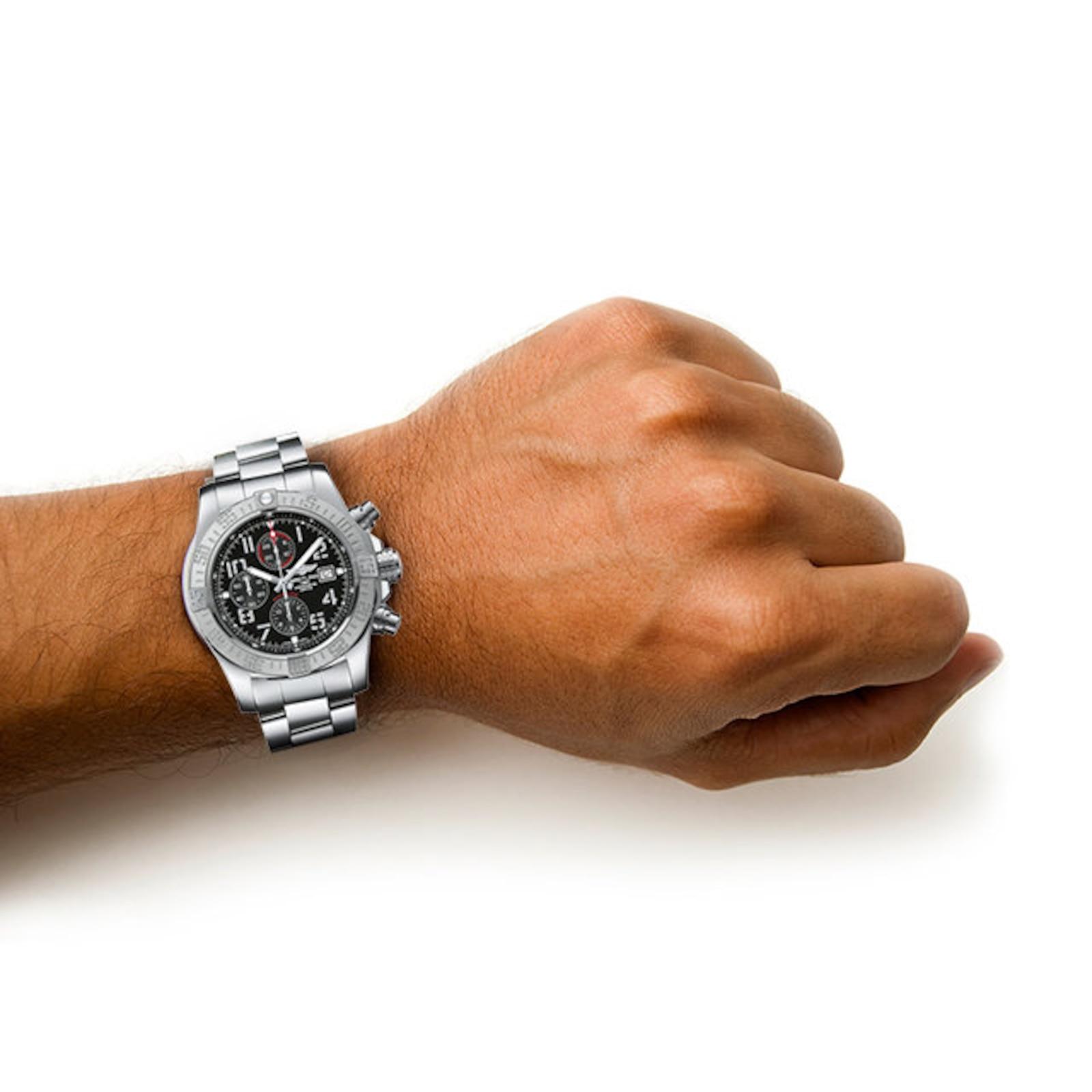 Breitling Super Avenger II Mens Watch