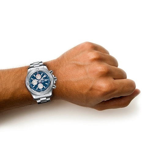Super Avenger II Mens Watch