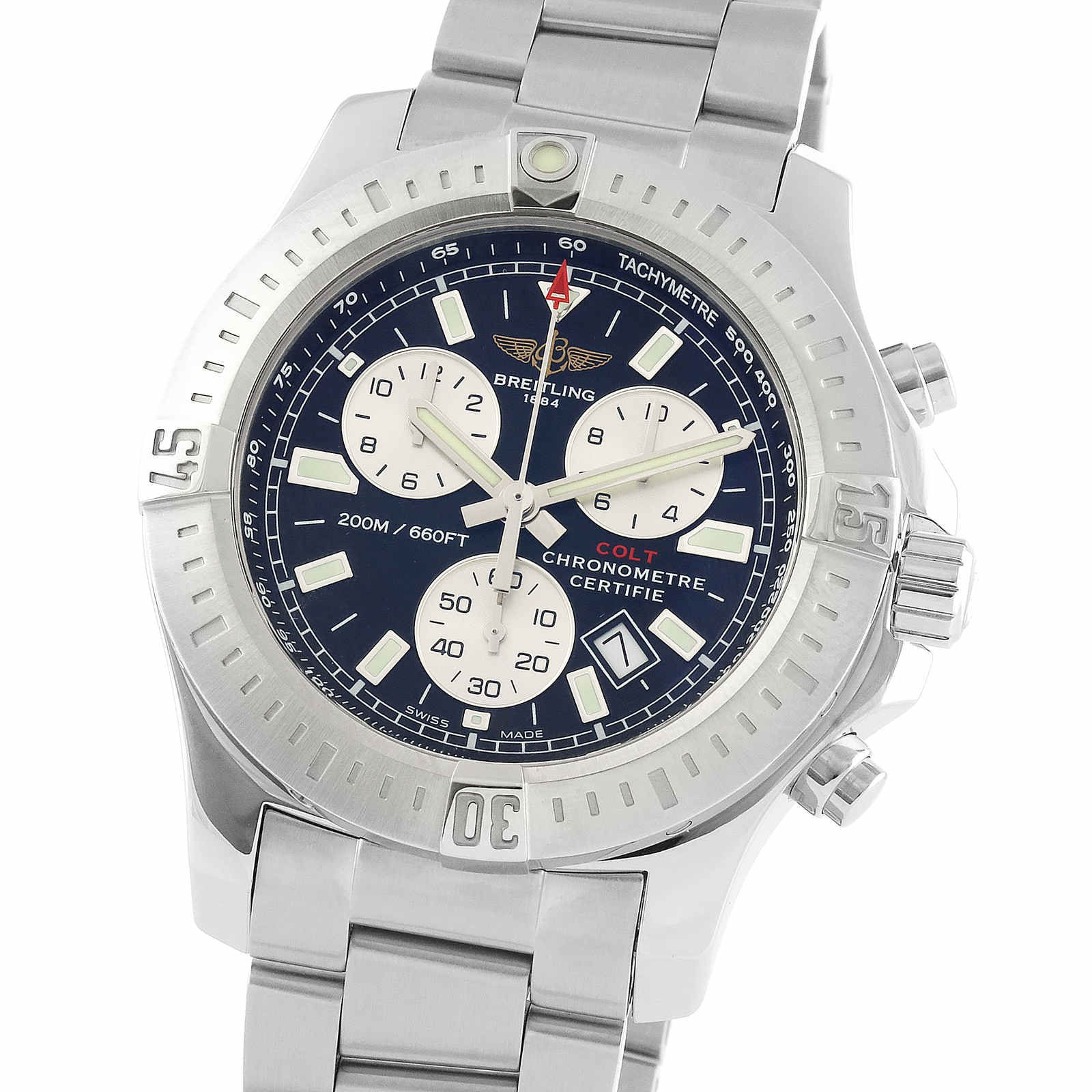 Breitling Colt Chronograph Mens Watch