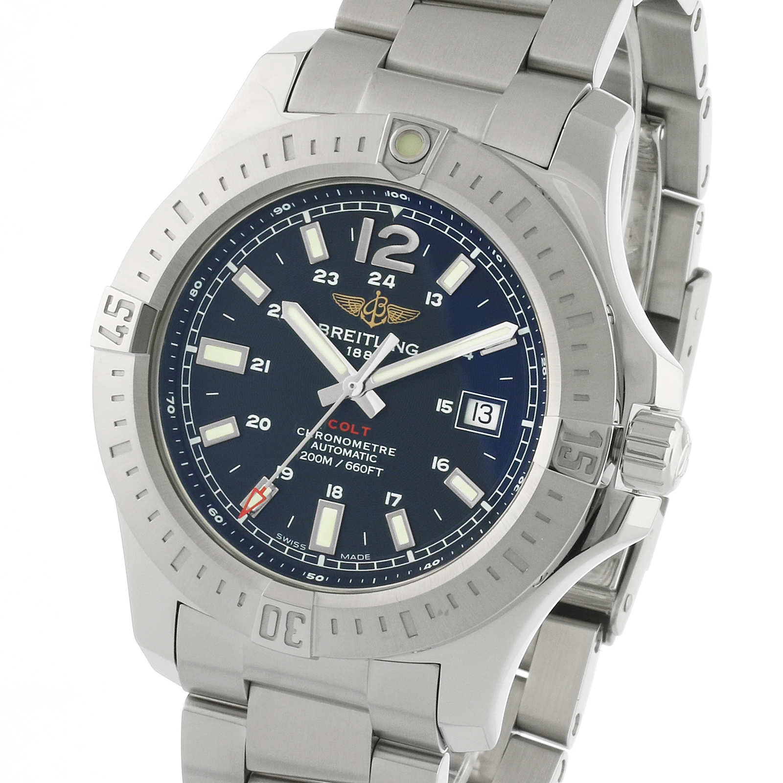 Breitling Colt Mens Watch