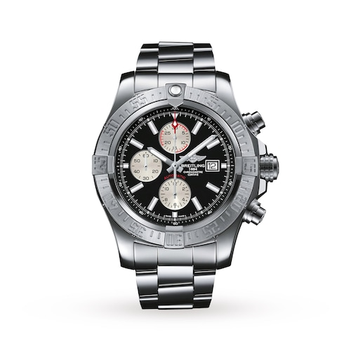 Super Avenger Mens Watch