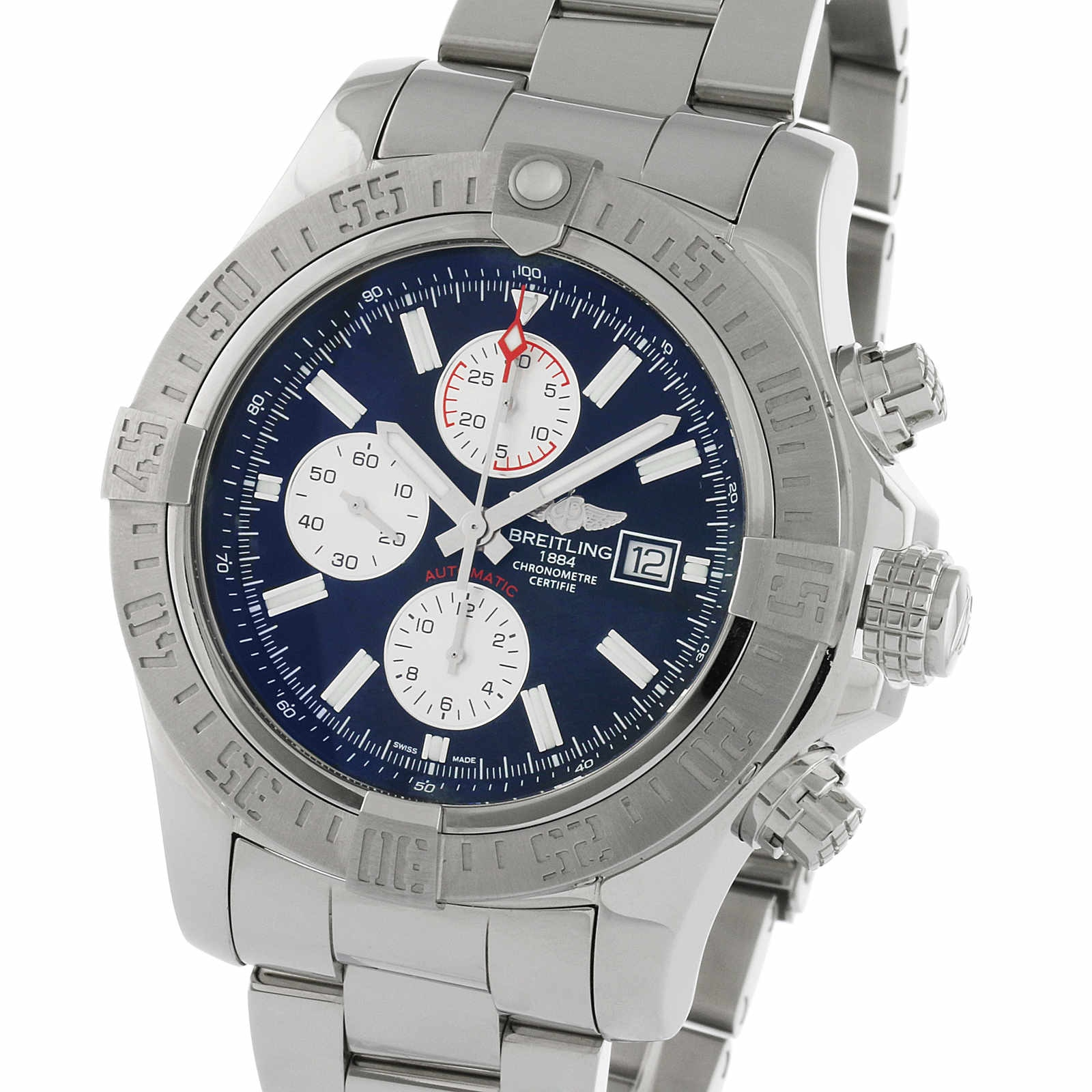 Breitling Super Avenger Mens Watch