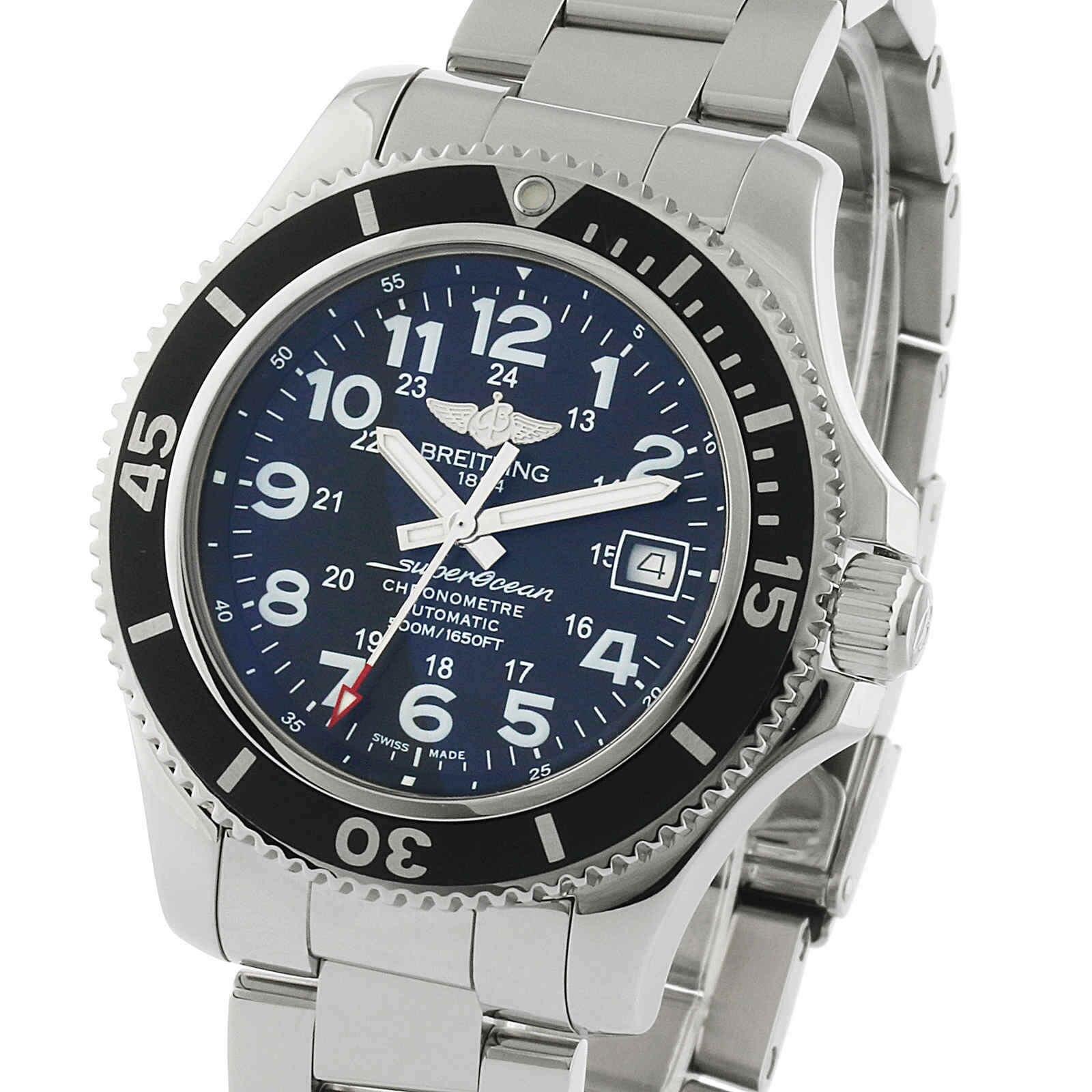 Breitling Superocean II Mens Watch