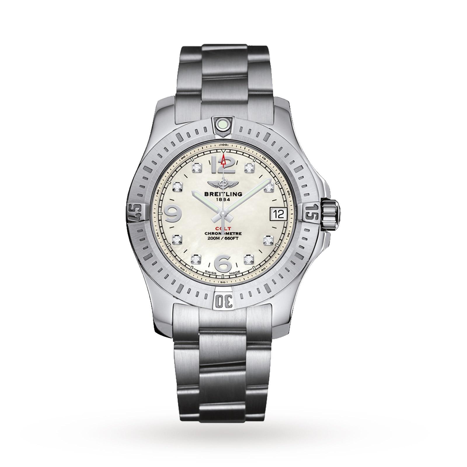 Breitling Colt Ladies Watch