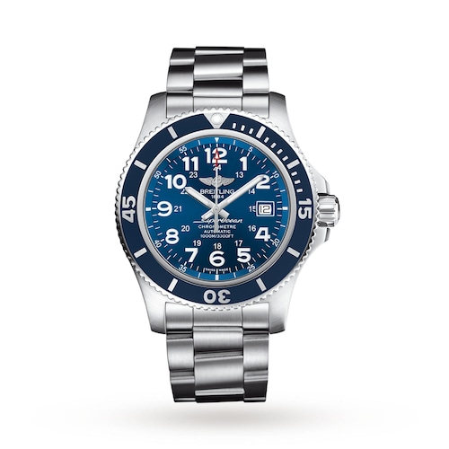 Superocean II 44 Mens Watch