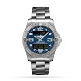 Breitling Aerospace Titanium Mens Watch