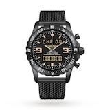 Breitling Chronospace Military Mens Watch