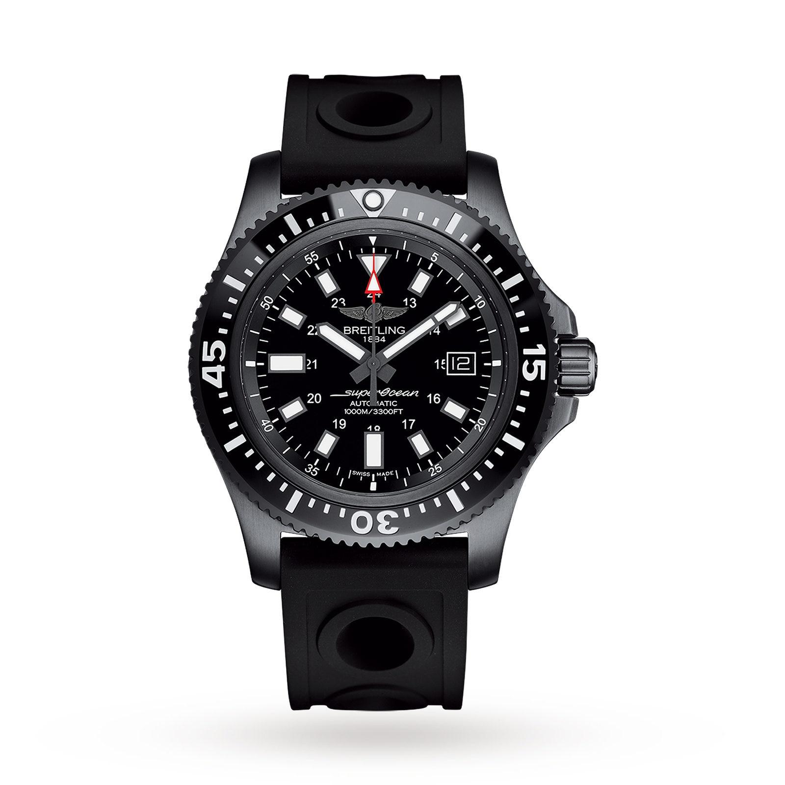 Breitling Superocean Mens Watch