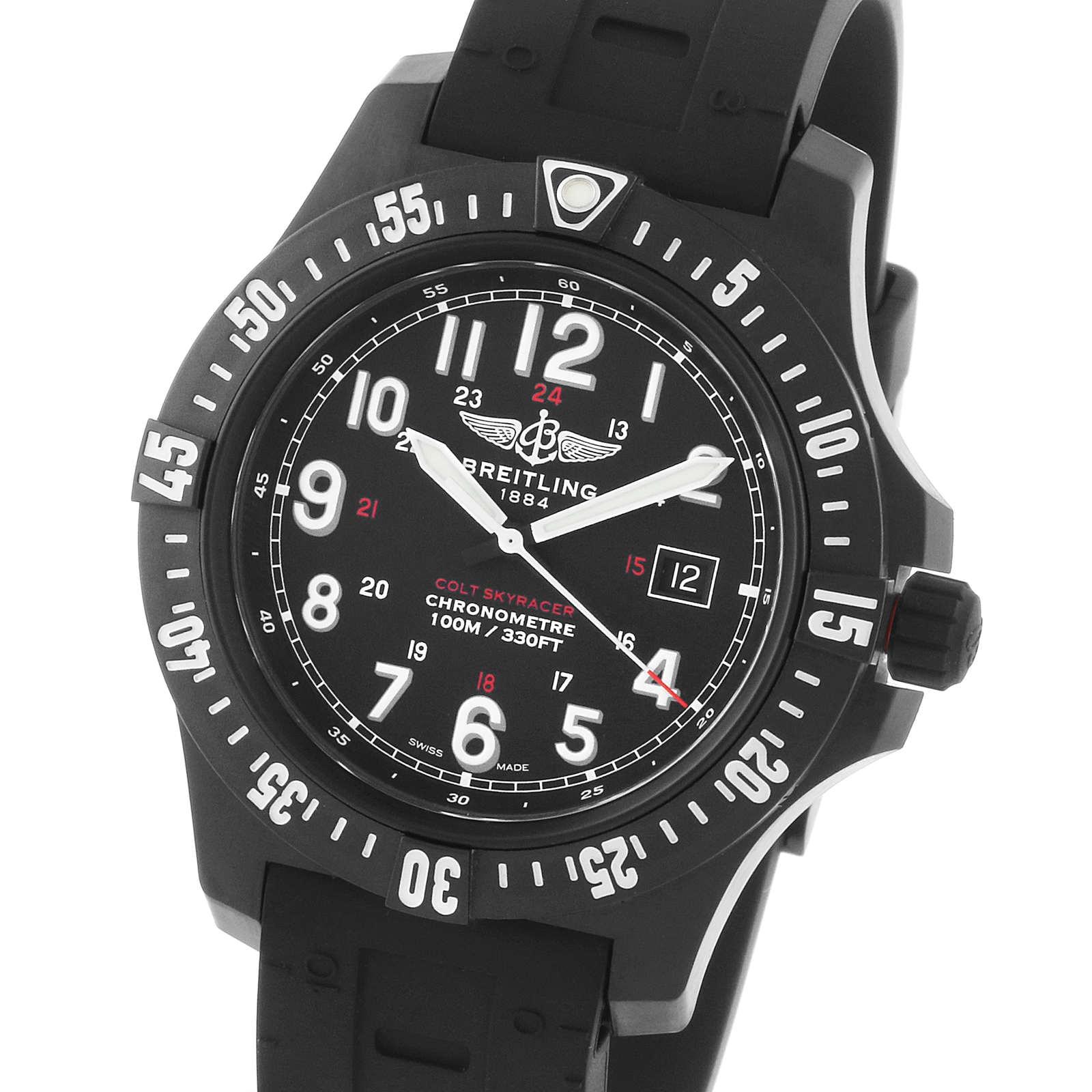 Breitling Colt Skyracer Mens Watch