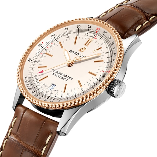 Navitimer 38 Unisex Watch