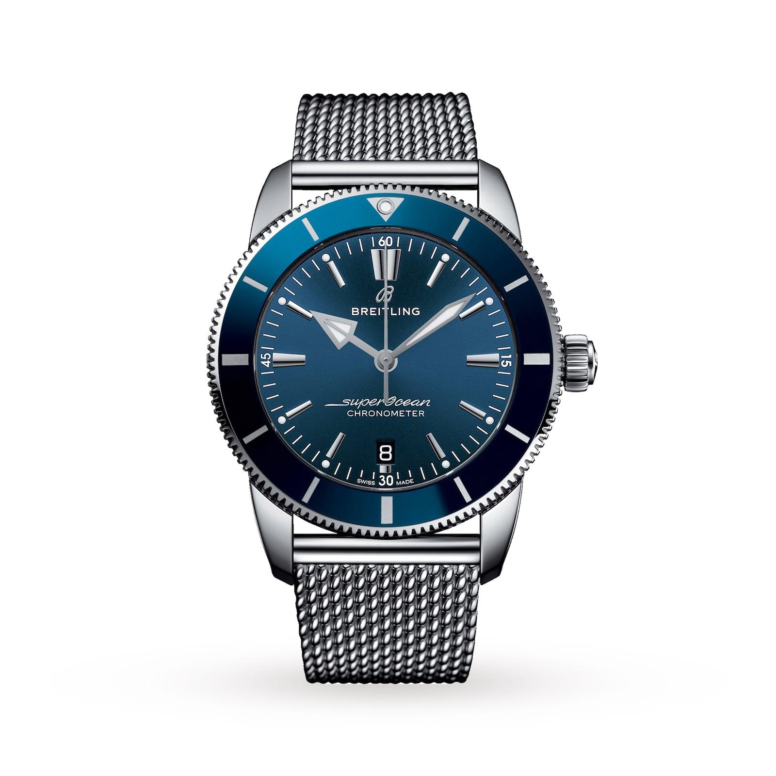 Breitling Superocean Heritage II Chronograph 44 Mens Watch