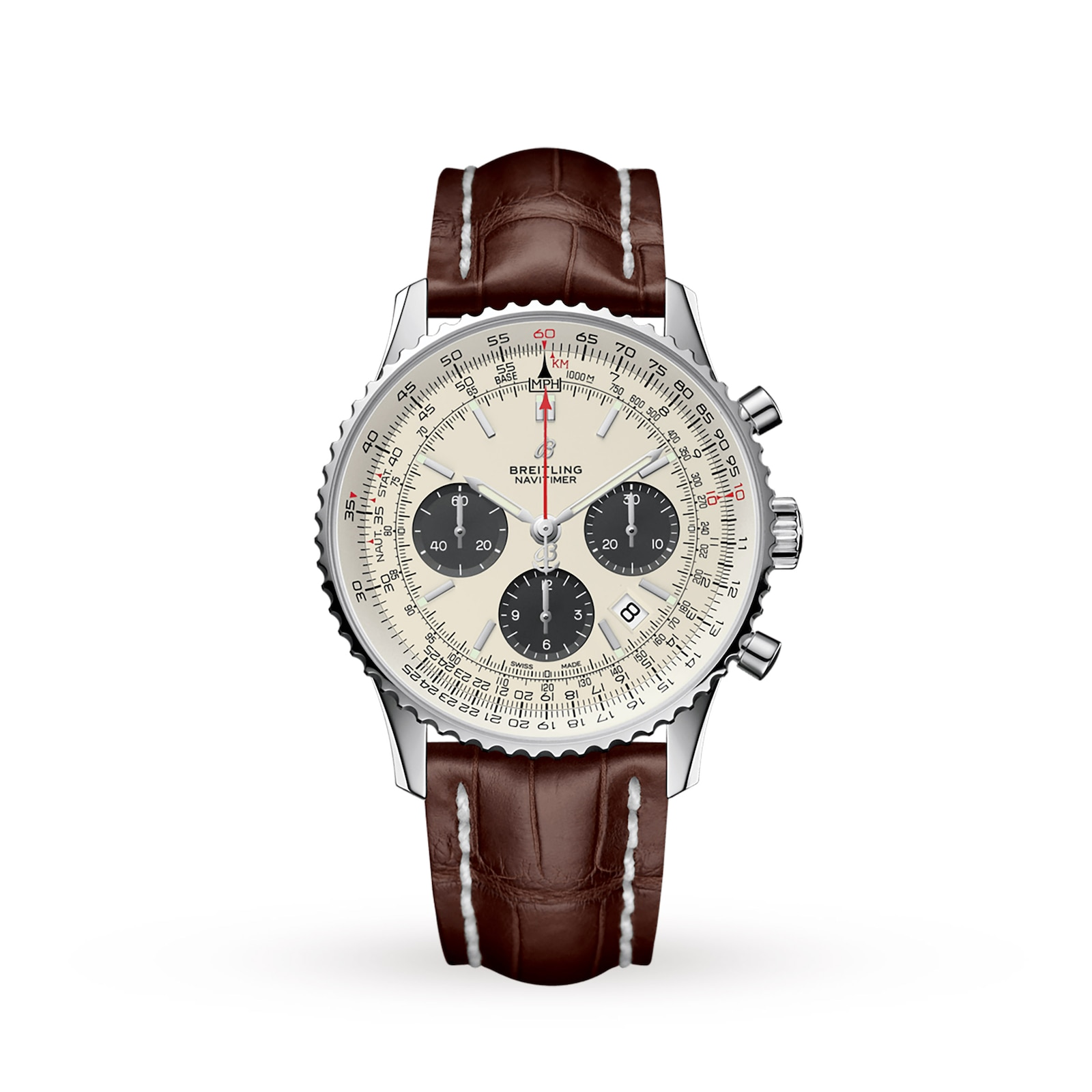 Breitling Navitimer 1 B01 Chronograph Mens Watch