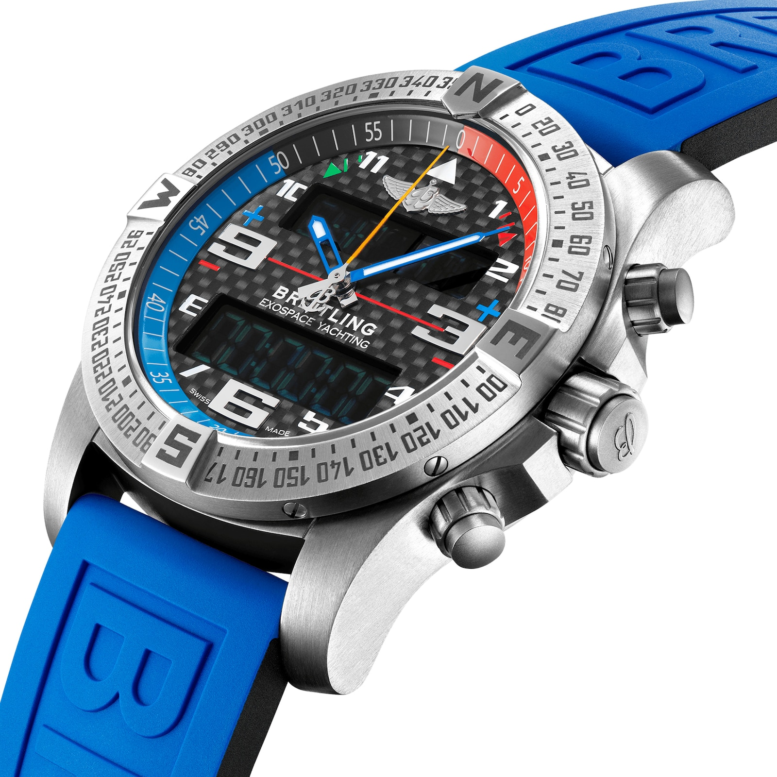 Breitling Exospace Yachting Mens Watch