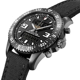 Breitling Chronospace Military Mens Watch