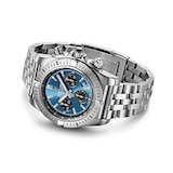 Breitling Colt Chronomat Chronograph Steel Mens Watch