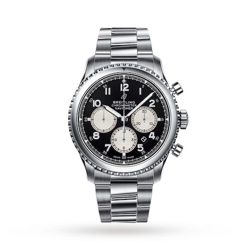 Aviator 8 Chronograph Automatic Mens Watch