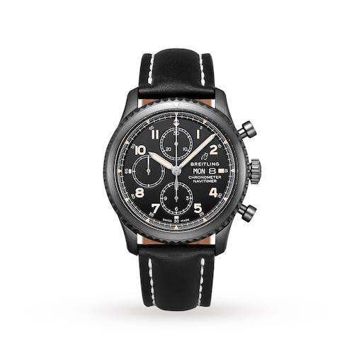 Aviator 8 Chronograph 43 Mens Watch