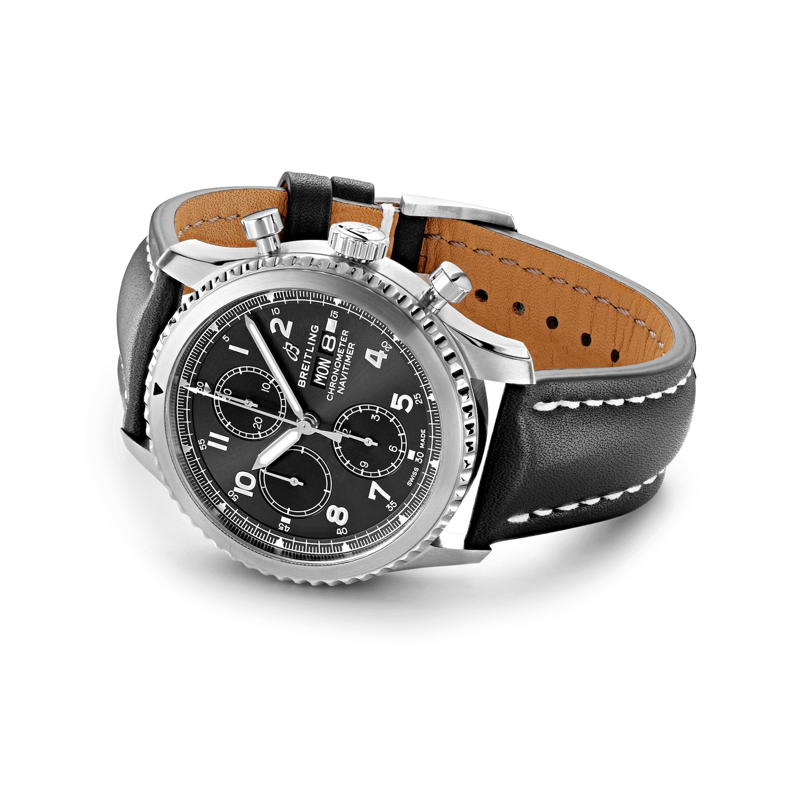 Breitling Aviator 8 Chronograph 43 Automatic Mens Watch
