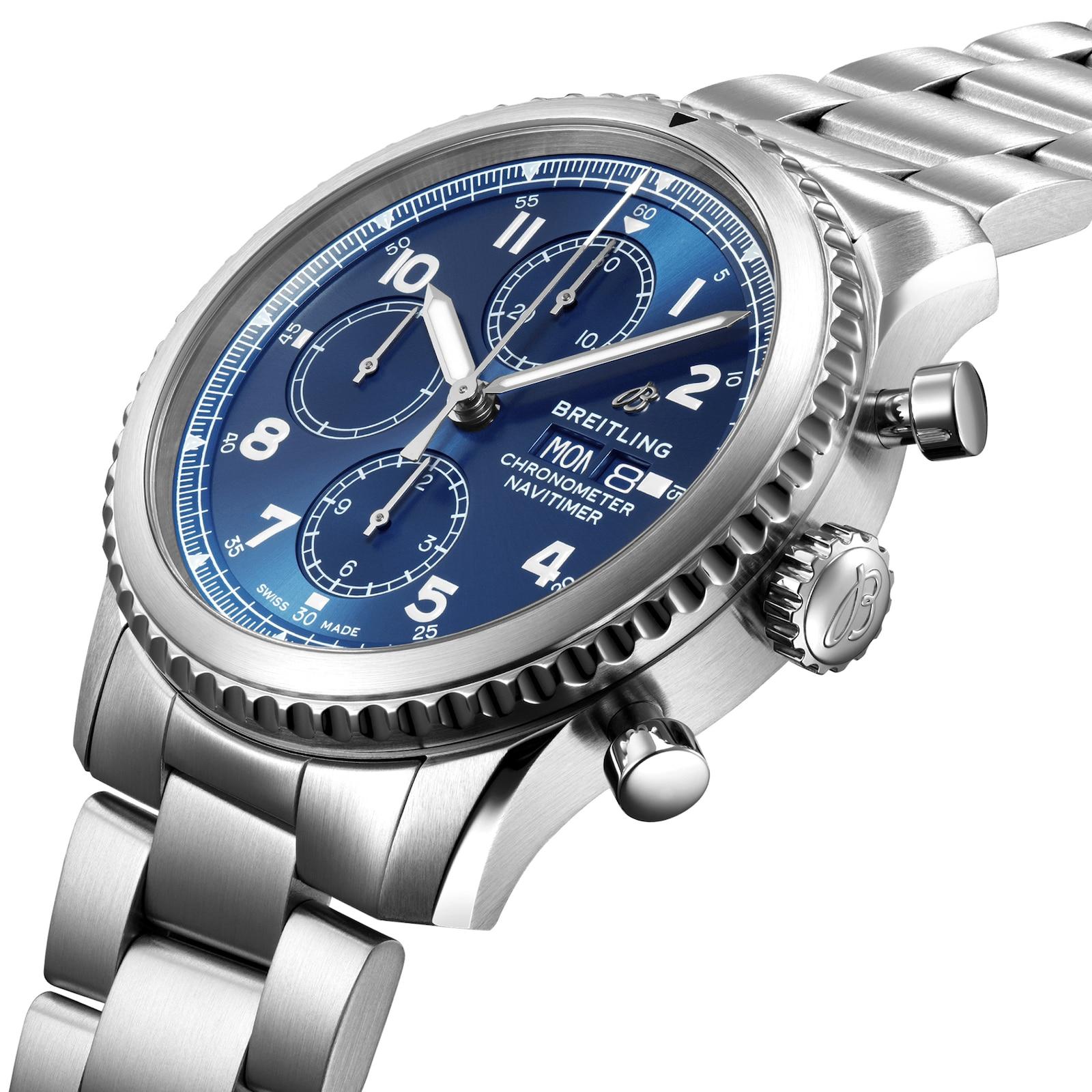 Breitling Aviator 8 Chronograph Mens Watch