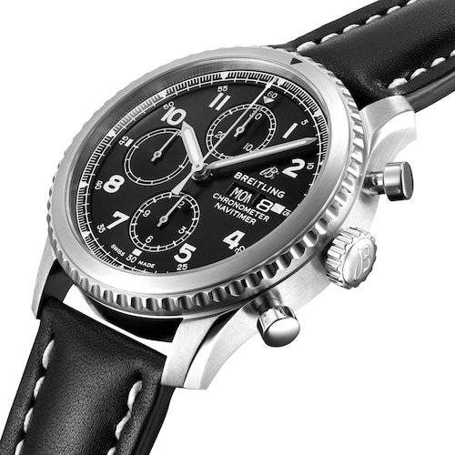 Aviator 8 Chronograph 43 Mens Watch
