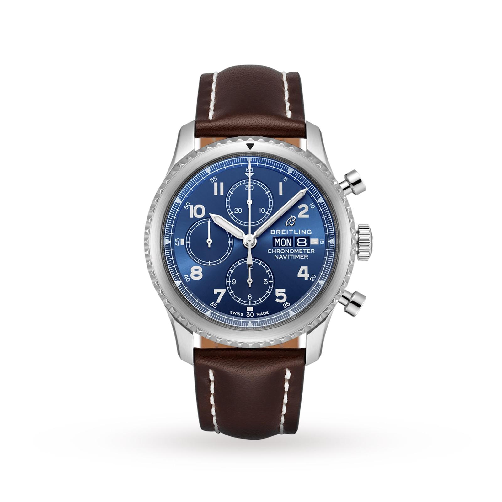 Breitling Aviator 8 43 Mens Watch
