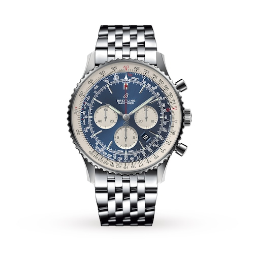 Navitimer 1 B01 Chronograph 46 Mens Watch