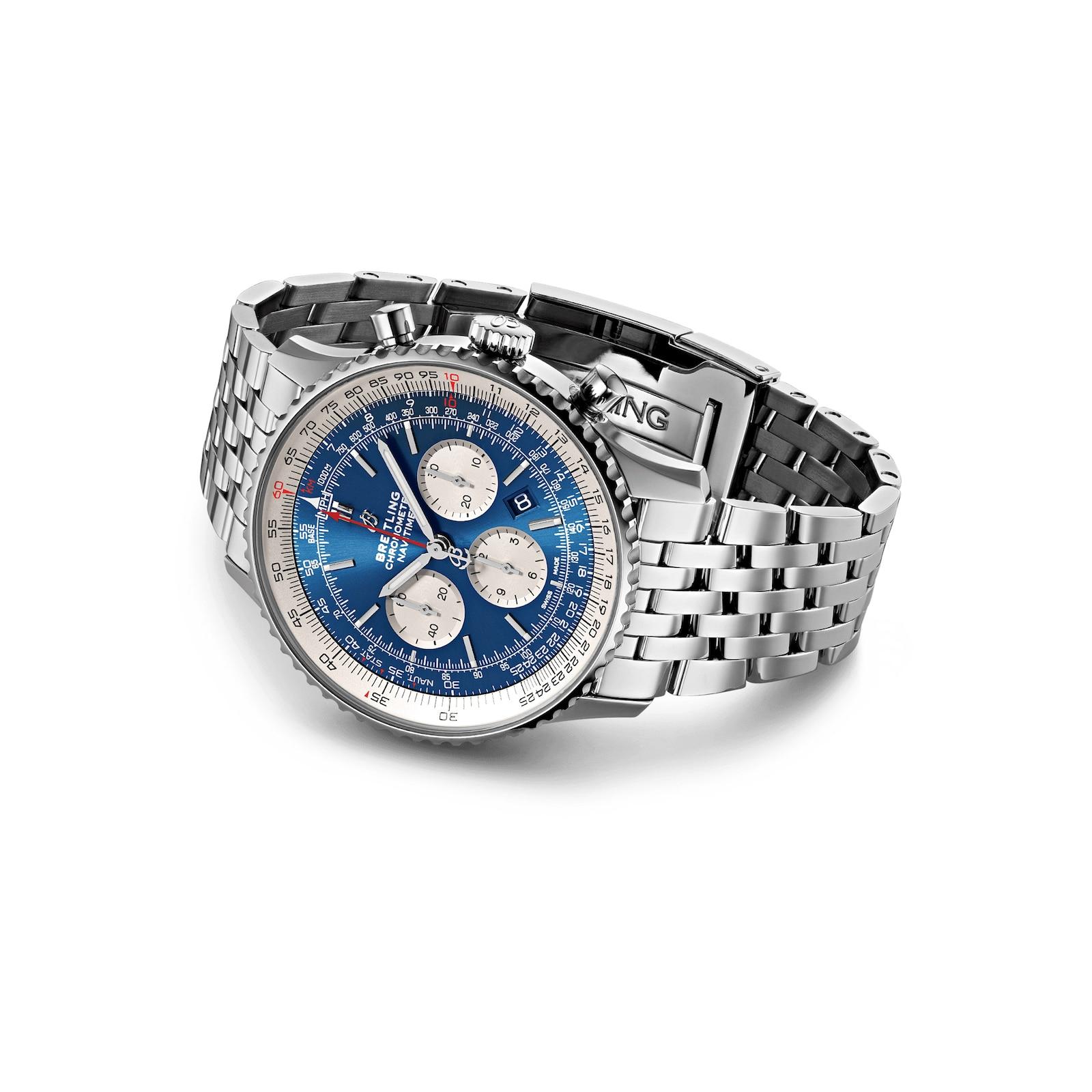 Breitling Navitimer 1 B01 Chronograph 46 Mens Watch
