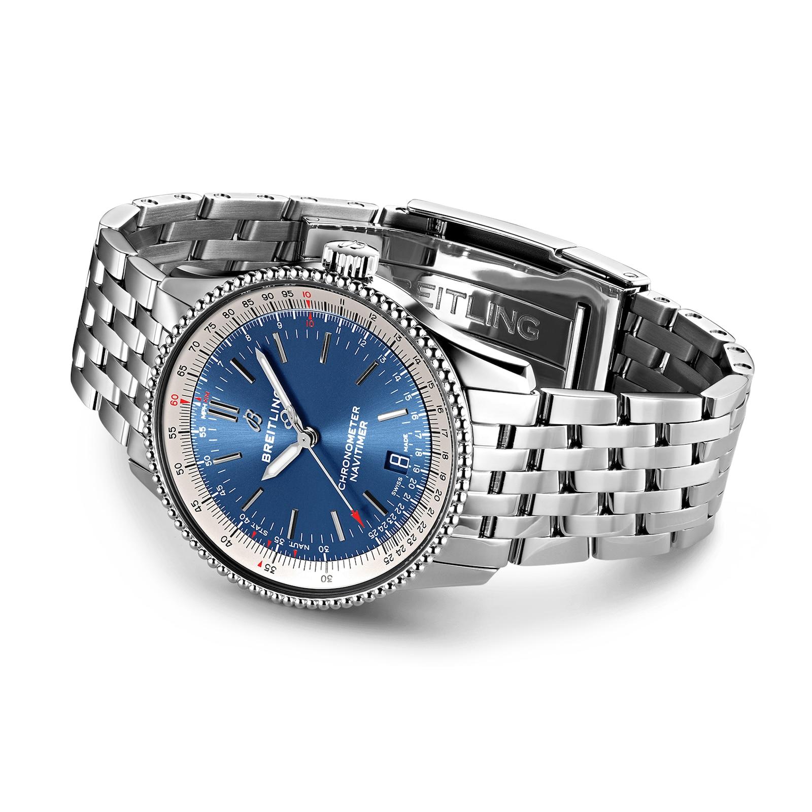 Breitling Navitimer 38 Mens Watch