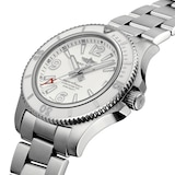 Breitling Watch Superocean Automatic 36 White Professional III