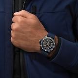 Breitling Endurance Pro 44mm Mens Watch Blue