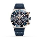 Breitling Super Chronomat Chronograph 44mm Mens Watch