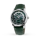 Frederique Constant Worldtimer Limited Edition 40mm Mens Watch