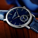 Frederique Constant Slimline Moonphase 42mm Mens Watch