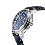 Frederique Constant Worldtimer 42mm Mens Watch