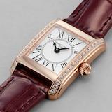 Frederique Constant Classic Carree Quartz Ladies Watch