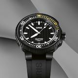 Oris Aquis Pro Date Calibre 400 49.5mm Mens Watch Set