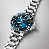 Oris Diver Calibre 400 41.5mm Mens Watch