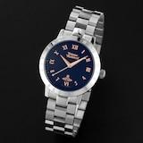 Vivienne Westwood 34mm Ladies Bloomsbury Blue Watch