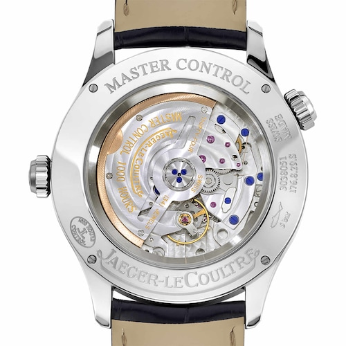 Master Geographic Mens Watch