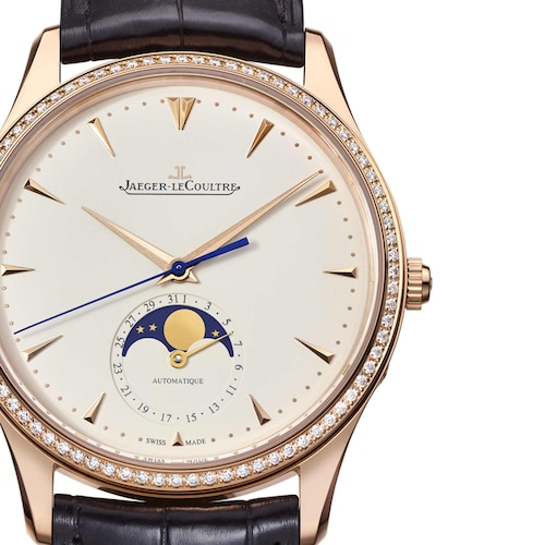 Master Ultra Thin Moonphase Mens Watch