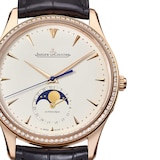 Jaeger-LeCoultre Master Ultra Thin Moonphase Mens Watch
