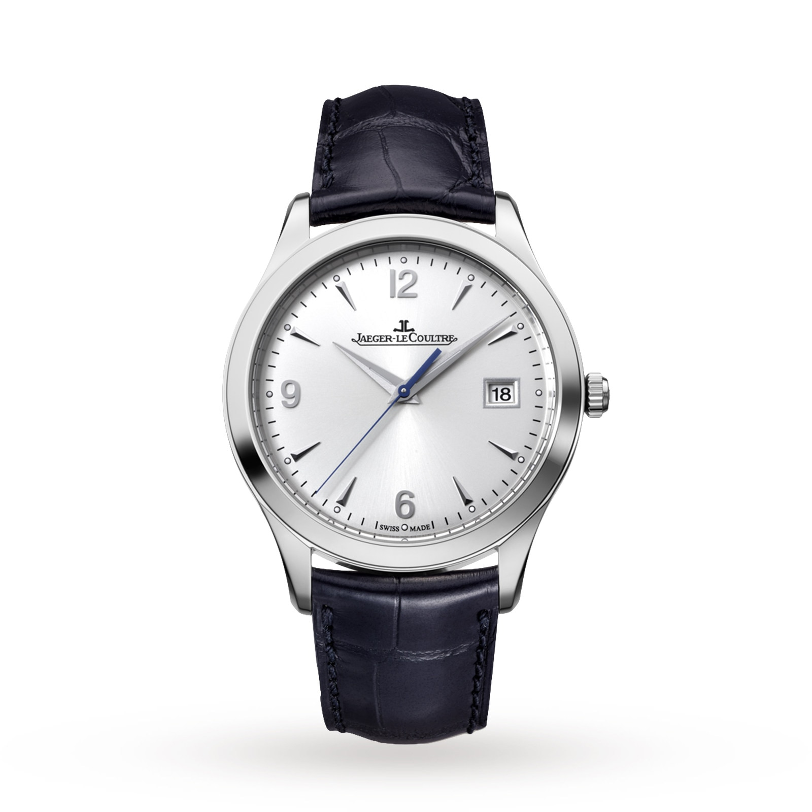 Jaeger-LeCoultre Master Control Date Mens Watch