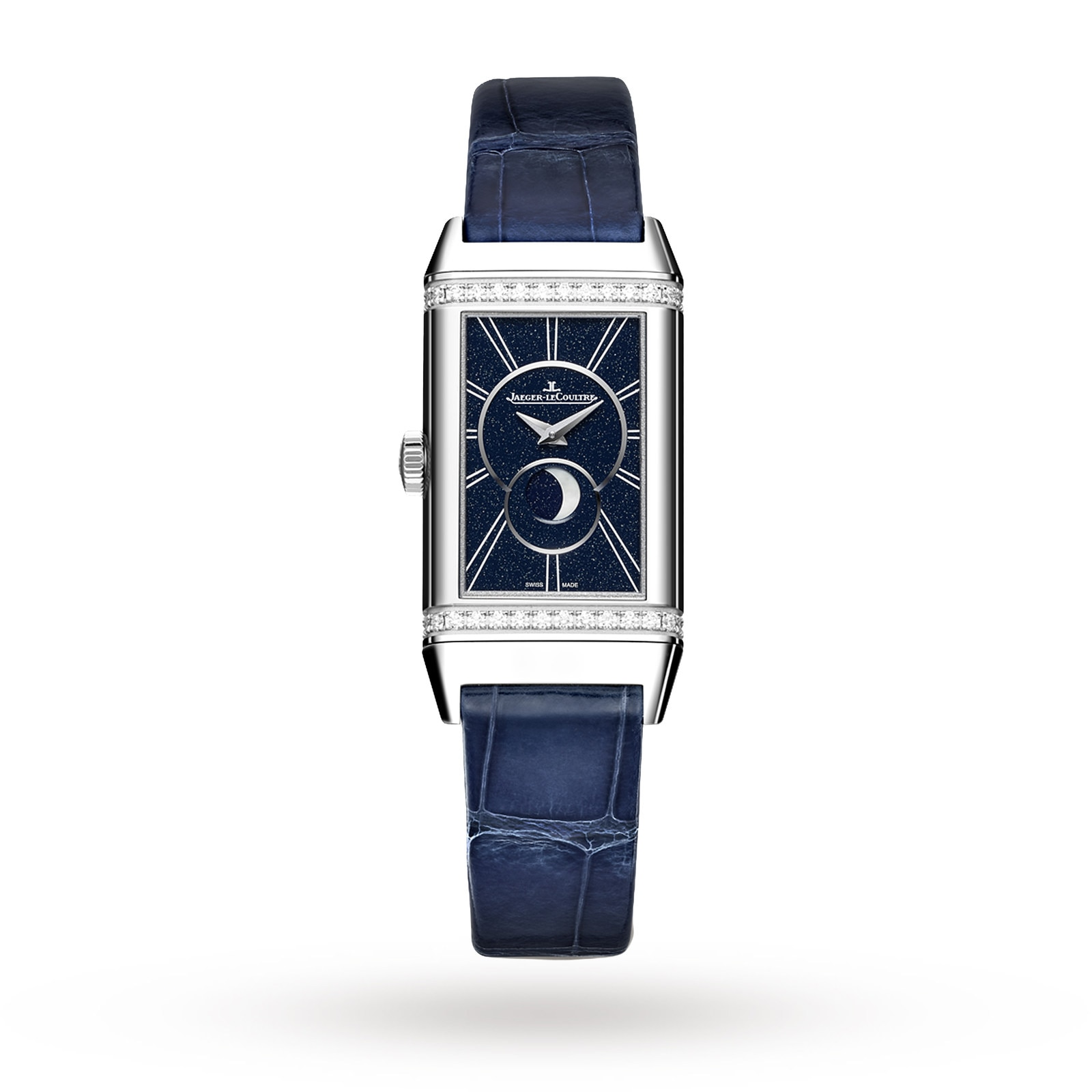 Jaeger-LeCoultre Reverso One Duetto Mens Watch