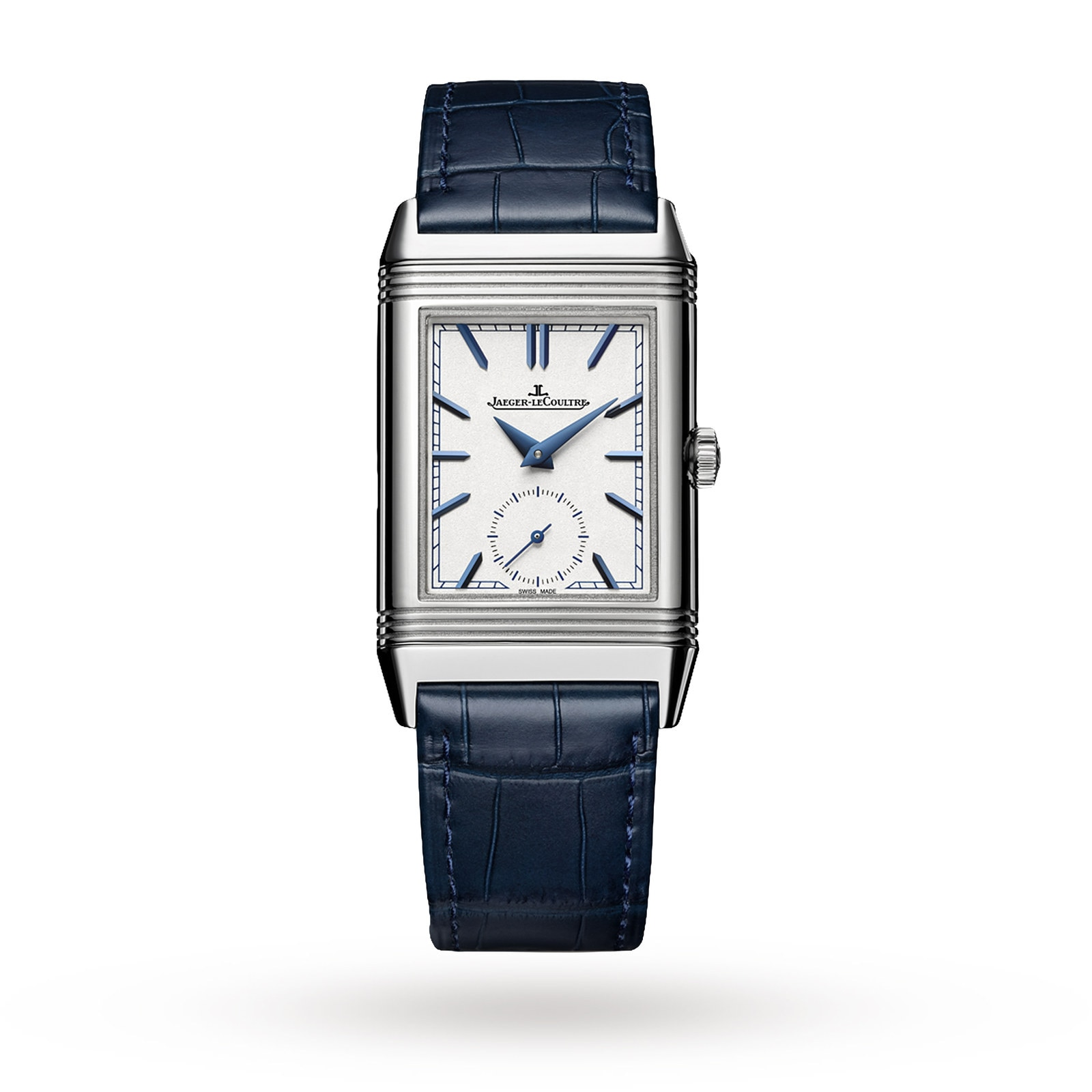 Jaeger-LeCoultre Reverso Tribute Duoface Mens Watch