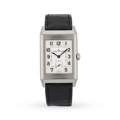 Reverso Classic Large Small Second Mens Watch